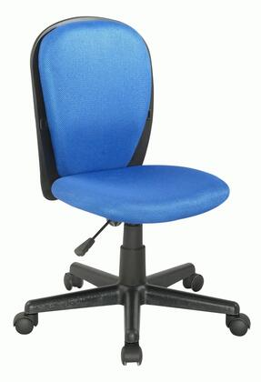 """Chintaly 4245CCHBLU 17.32"""" Childrens Office Chair"""