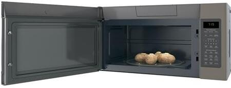 GE JVM7195 30 Inch Over-the-Range Microwave Oven with 1.9 cu ... on