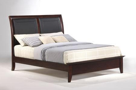 Accent HA870402BED Arlington Series  Queen Size Sleigh Bed