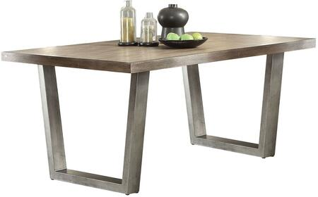 Acme Furniture Lazarus Dining Table