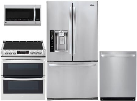 LG 358306 Kitchen Appliance Packages
