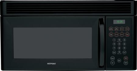 Hotpoint RVM1535DMBB 1.5 cu. ft. Capacity Over the Range Microwave Oven