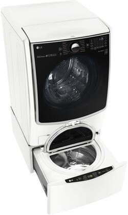 LG 715447 TurboWash Washer and Dryer Combos