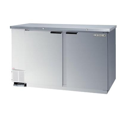 MS58-1 Single Sided Milk Cooler in [Color] with Stainless Steel Top