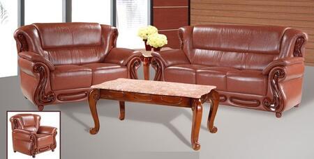 Meridian 632BRSLC Bella Living Room Sets