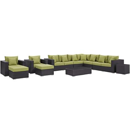 Modway EEI2166EXPPERSET Rectangular Shape Patio Sets