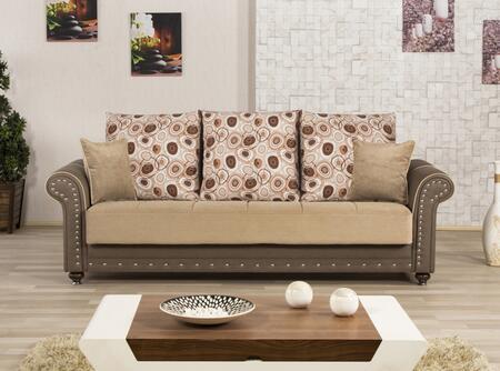 01 casamode sofabed vivamode brown