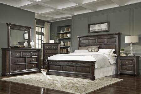 Samuel Lawrence 8920505140BDMCN Grand Manor Queen Bedroom Se