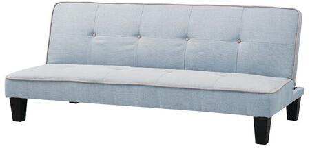 Glory Furniture G122S  Convertible Fabric Sofa