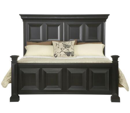 Pulaski 99318012 Brookfield Series  King Size Panel Bed