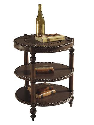 Magnussen T125505 Ferndale Series Traditional Round End Table