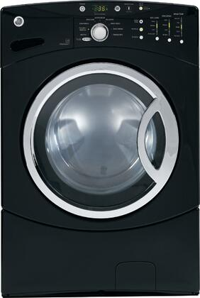 GE WCVH6800JBB  3.5 cu. ft. Front Load Washer, in Black