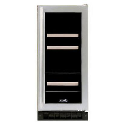 "Marvel 3BARMBSGL 60 12 Oz. Capacity 15"" Marvel Series Built-In Compact Beverage Center"