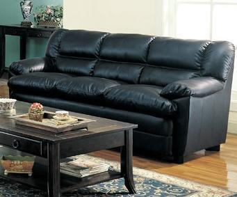 Coaster 501921  Stationary Bonded Leather Sofa