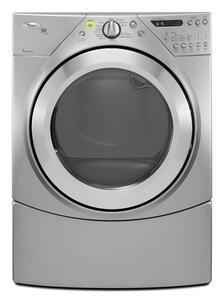 "Whirlpool WGD9550WL 27"" Gas Dryer 