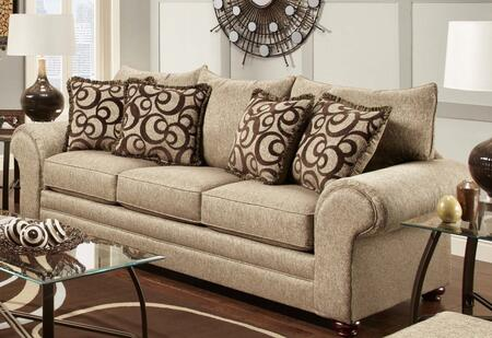 Chelsea Home Furniture 472120SMC Astrid Series Stationary Fabric Sofa