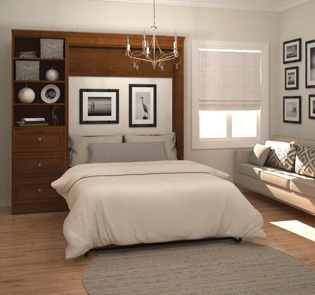 "Bestar Furniture 40896 Versatile by Bestar 84"" Full Wall bed kit"