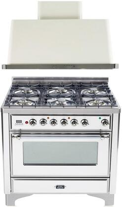 Ilve 720018 Kitchen Appliance Packages