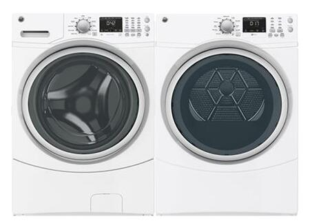 GE 548940 Washer and Dryer Combos