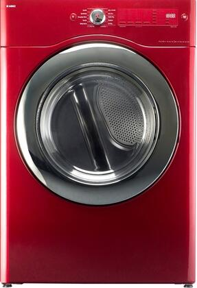 Asko TLS752XXLGRR XXL UltraCare Series Gas Dryer, in Red