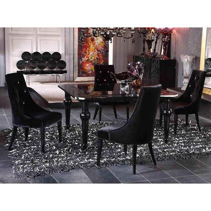 VIG Furniture VGUNAA8231505PCSET Armani Xavira Dining Room T