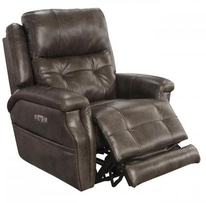 Catnapper 645617116639126639 Kepley Series Faux Leather Metal Frame  Recliners