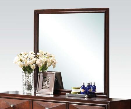 Acme Furniture 21924 Windsor Series Square Both Dresser Mirror