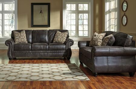 Benchcraft 8000438SET2PC Breville Living Room Sets