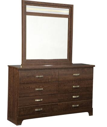 Standard Furniture 57559A Melrose Series  Dresser