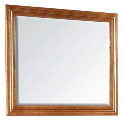Durham 105182WB Bayview Series Rectangular Landscape Dresser Mirror