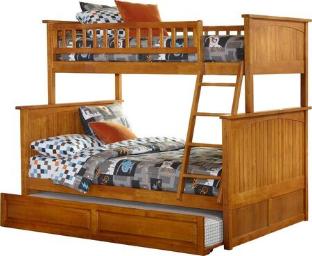 Atlantic Furniture AB59237  Twin over Full Size Bunk Bed