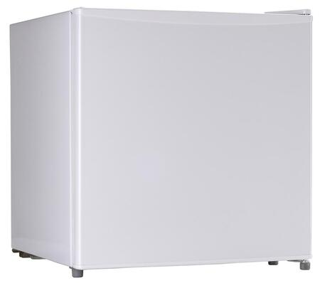 Sanyo SRA1780W  Compact Refrigerator with 1.7 cu. ft. Capacity in White