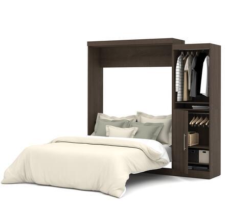 Bestar Furniture 25880 Nebula By Bestar 90 Queen Wall Bed Kit