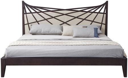 VIG Furniture VGWCC585AQ Modrest Prism Series  Queen Size Platform Bed