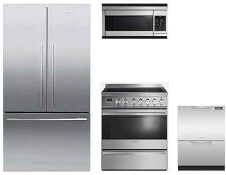 Fisher Paykel 765703 Kitchen Appliance Packages