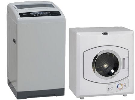 Avanti 755782 Washer and Dryer Combos