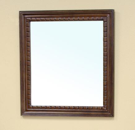 Bellaterra Home 203045MIRROR  Rectangular Portrait Bathroom Mirror