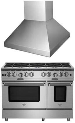 BlueStar 749814 Platinum Kitchen Appliance Packages