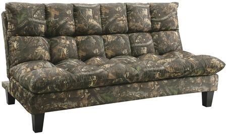 Coaster 551065 Sofa Beds and Futons Series Convertible Fabric Sofa