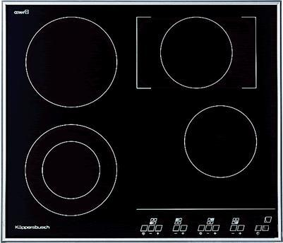 Kuppersbusch EKE6042MUL  Electric Cooktop, in Stainless Steel