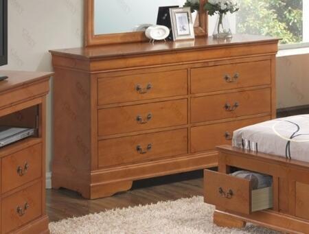 Glory Furniture G3160D  Veneers Dresser