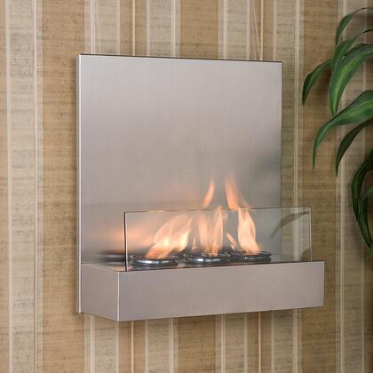 Southern Enterprises FA5812 Wall Mountable Gel Fuel Fireplace