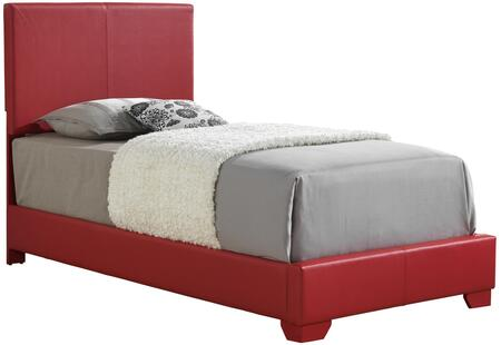 Glory Furniture G1825TBUP  Twin Size Panel Bed