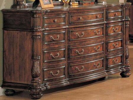 Yuan Tai JS5107DR Jasper Series Wood Dresser