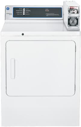 GE DCCB330EJWC Electric Commercial Series Electric Dryer