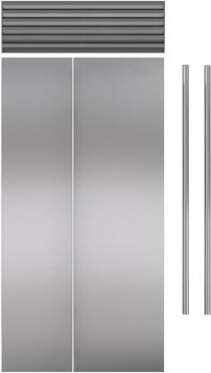 Sub-Zero 730671 Door Panels