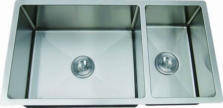 C-Tech-I LI2100R Kitchen Sink