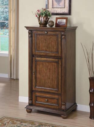 Coaster 100163 Freestanding Wood 2 Drawers Cabinet