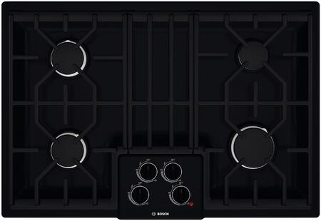 Bosch NGM5064UC 500 Series Gas Sealed Burner Style Cooktop