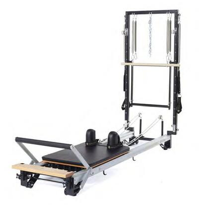 Reformer with Vertical Frame